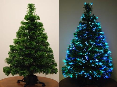 Cudowna MAX-LED Choinka światłowodowa LED 150cm Oneled WM36